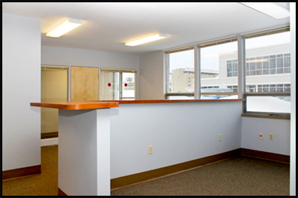 A photo of the available office space located at 145 Clinton Street in Watertown, NY.