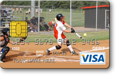 WSB Debit By Design Card - Turn your favorite photo into your debit card.